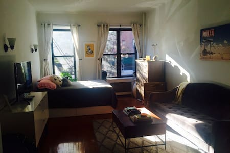 Spacious Studio in Midtown