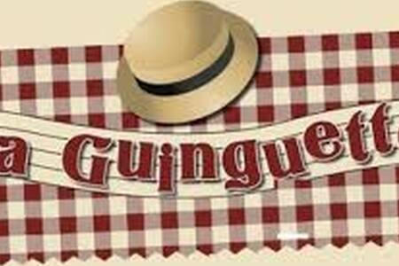 La Guinguette, pelgrin's welcome!