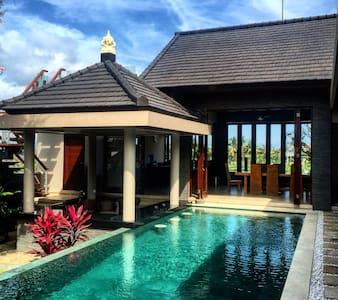 Pantai Masceti #7,  Keramas, Bali - Blahbatuh - Talo