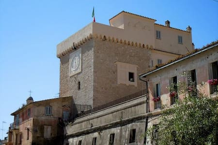 Near the sea, in the heart of the old village - San Felice Circeo - Apartment