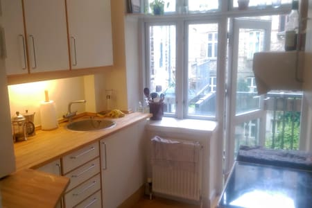 Cosy apartment in central Aarhus