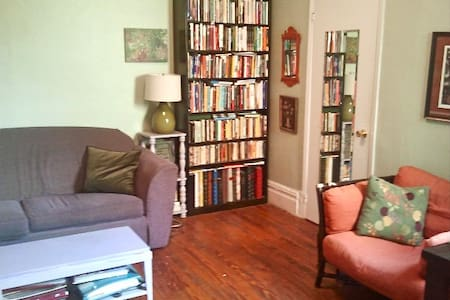 Charming & Colorful 1BR in Brooklyn - Brooklyn - Apartamento