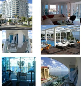 Luxury Ocean View Apartment - Appartement