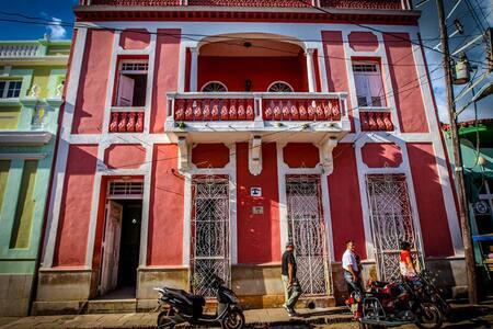 Casa rosada colonial - Trinidad - Bed & Breakfast