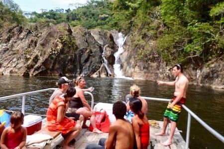 Jungle Lodge in Magical Eco Village