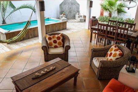 Aruba walking distance to the beach in Bakval - Apartment