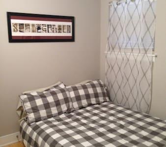 Cozy Room Close to Metro!
