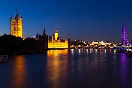 ♥ℬig ℬen & River Thames