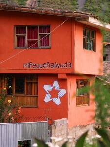 MySmallHelp House - Private rooms - Ollantaytambo