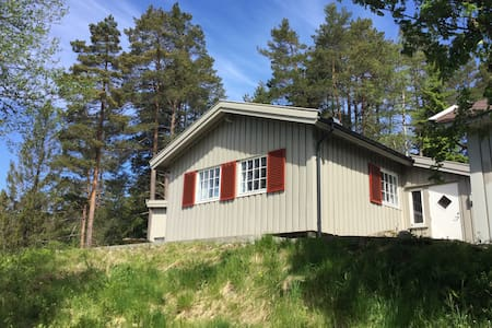 Tranquility in the Norwegian woods! - Finsland