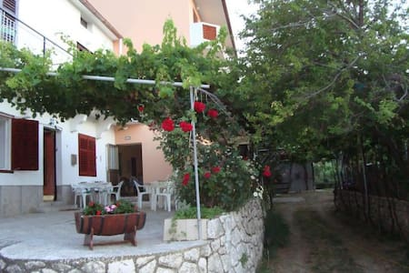 rooms near sea, great price! - Rab - Bed & Breakfast