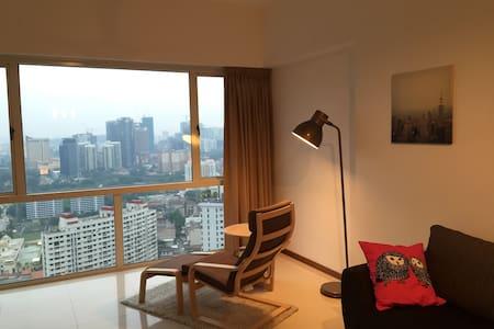 KL Sentral - Skyview Condo - Kuala Lumpur - Lyxvåning