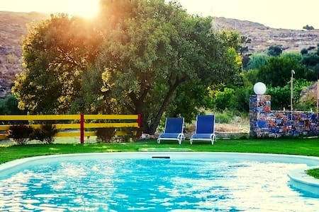 Palatiana Agriturismo-Philoxenia Cottages - Inny