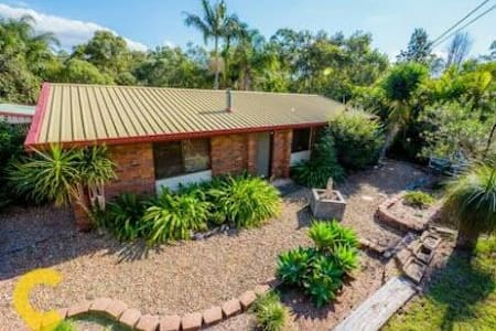 Quiet Clean House Pet friendly - Beenleigh