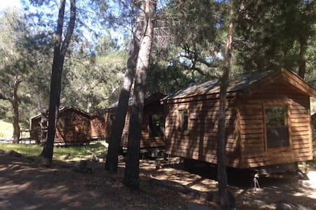 Wilderness Cabin #2 (Cachuma Peak) - Kisház