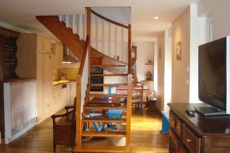 Seaside Appartment (Normandy Coast) - Appartement
