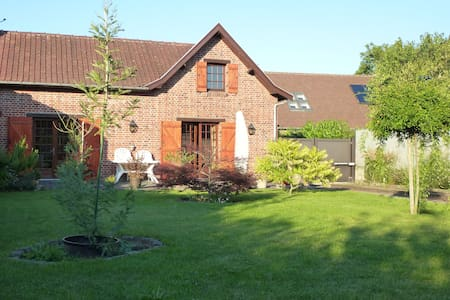 Beautiful country home near Lille - Annœullin