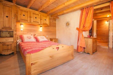 Lu Grèni, chalet cosy en Chartreuse, Savoie - House