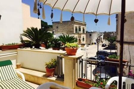Suite elegante vicino Castro Marina - Vignacastrisi