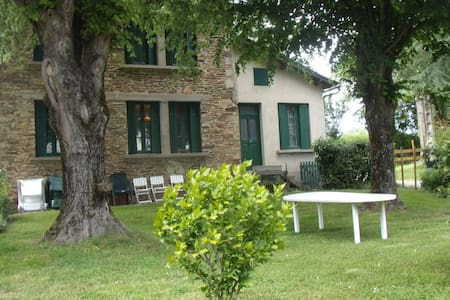 Country house between Albi & Rodez - Hus