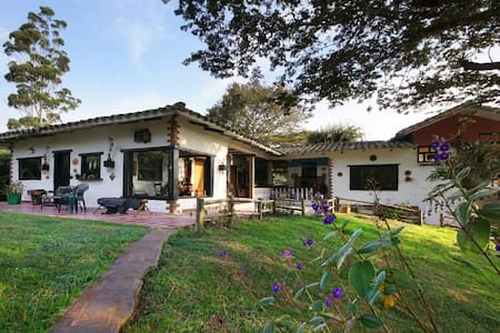 Cali, Country  House birdwatching - Rumah