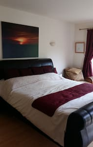 double room with ensuite wetroom - Bed & Breakfast