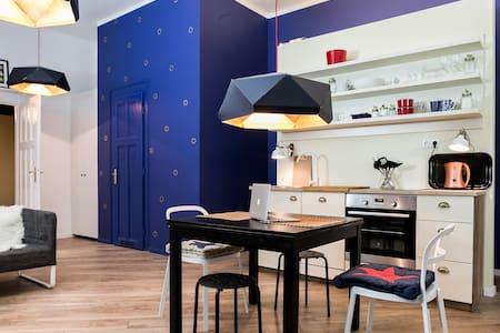 Downtown Restaurant District - Appartement