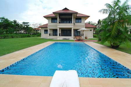 Beach Villa - Private Swimming Pool - Villa
