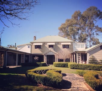 Beautiful rural Homestead Dungog - House