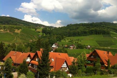 Ferienapp. Sasbachwalden (max. 4 P) - Apartamento