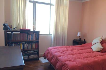 Cómodo dormitorio - Appartement