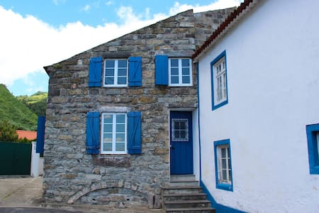 Beautiful & Peaceful Watermill - Faial da Terra - House