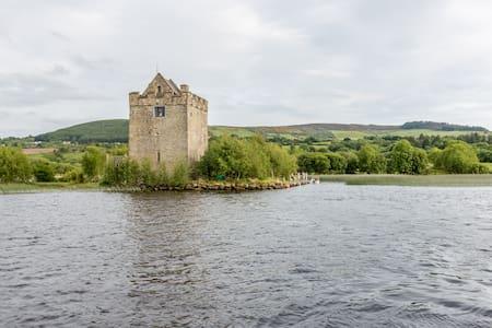 Castlebawn - an Island Castle - Castle