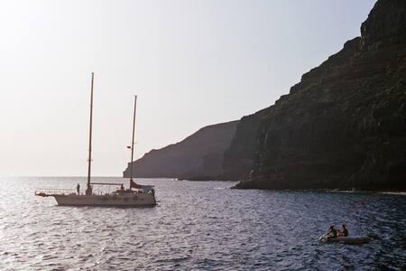 Sleep on a ship - Boat