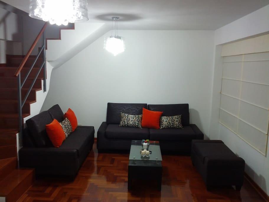 Brand new duplex in Miraflores