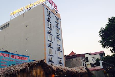 Airport View Hotel - Inap sarapan