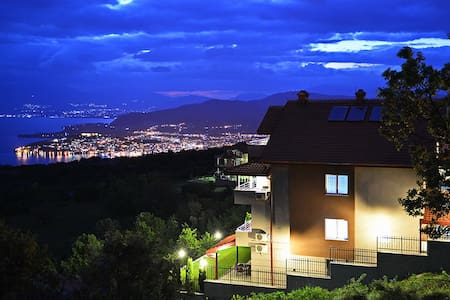 Velestovo House -Deluxe Two-Bedroom - Ohrid - Rumah