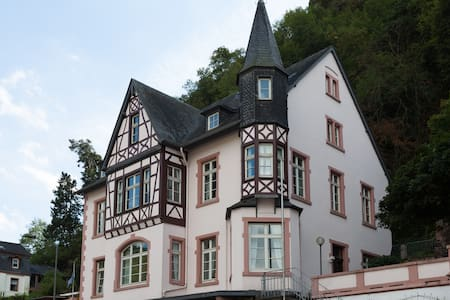 Stunning villa on the Rhine river - Sankt Goar