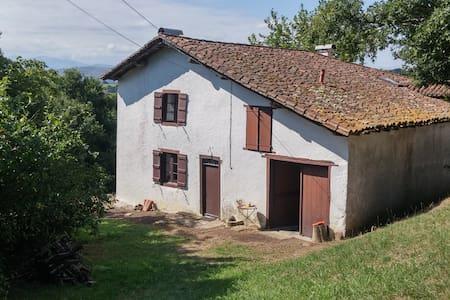 Maison au coeur du Pays Basque - Luxe-Sumberraute - Dům