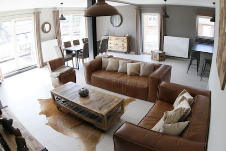 Luxury Duplex with 3 rooms 2 bathr - Lakás