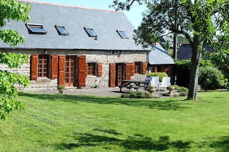 LUXURY RURAL FARMHOUSE RETREAT - Tinchebray-Bocage - Dom
