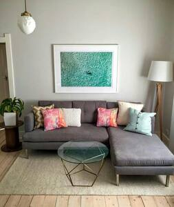 Beautiful art deco apartment