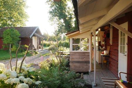 Ferien bei Bullerbü, Einzelzimmer 1 - Mariannelund - Rumah