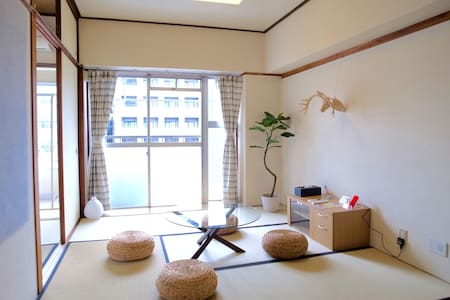 Lovely Family house 8min Hakata sta