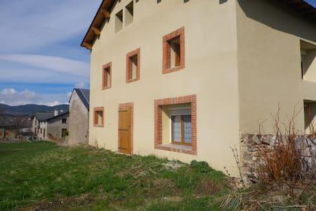 maison de montagne, location saison - Saint-Pierre-dels-Forçats