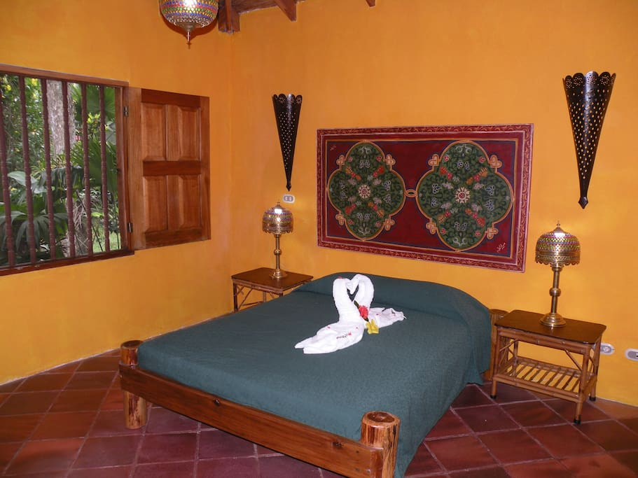 LA PALAPA - BEDROOM IN PARADISE