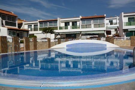 cozy duplex licencia A-38/4.734 - Playa de la Arena - Haus