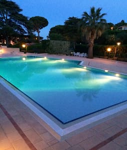 Perfect place, 150 meters from sea - Sainte-Maxime - Byt