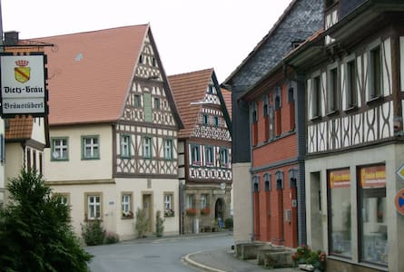 Close to the franconian Jura - Weismain - Apartment