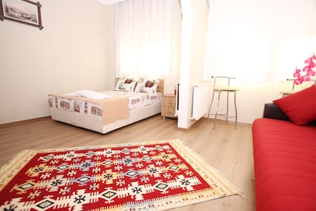 Cozy and Clean Family Flat İstanbul - Apartment
